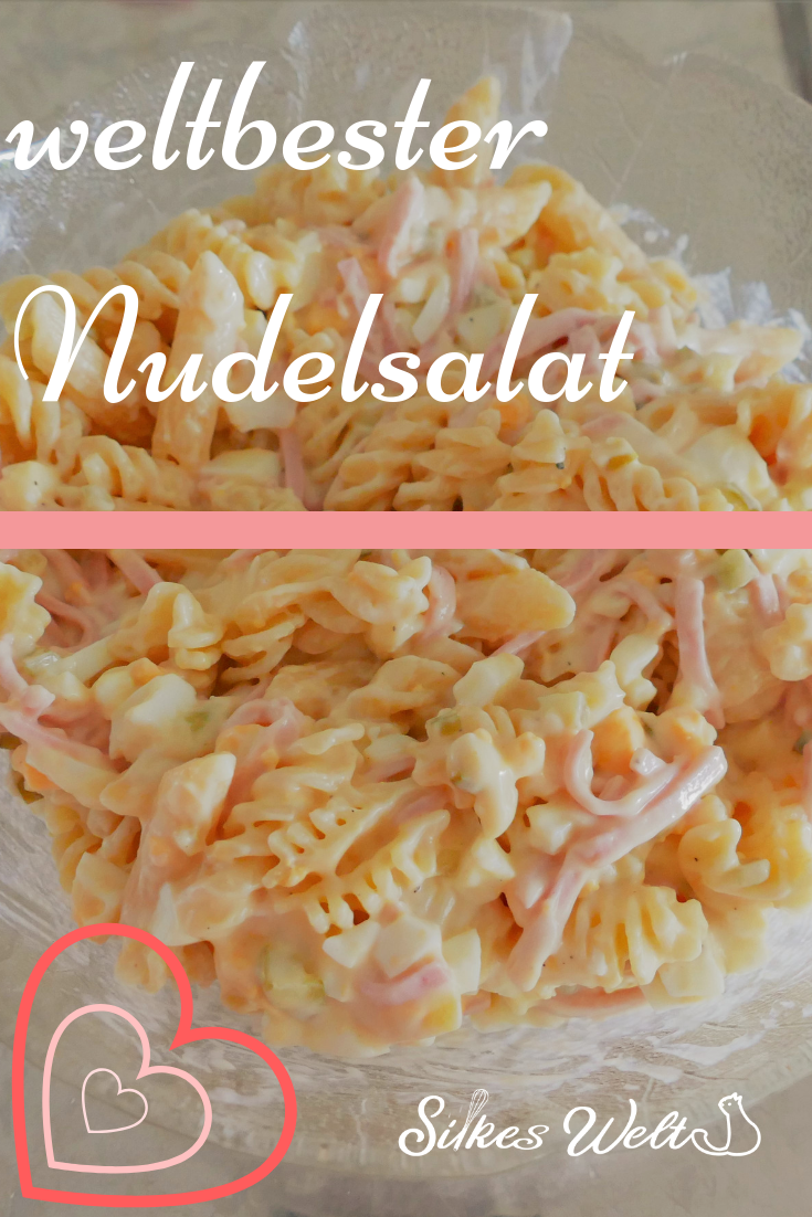Photo of Der weltbeste Nudelsalat, ideales Rezept für jede Party