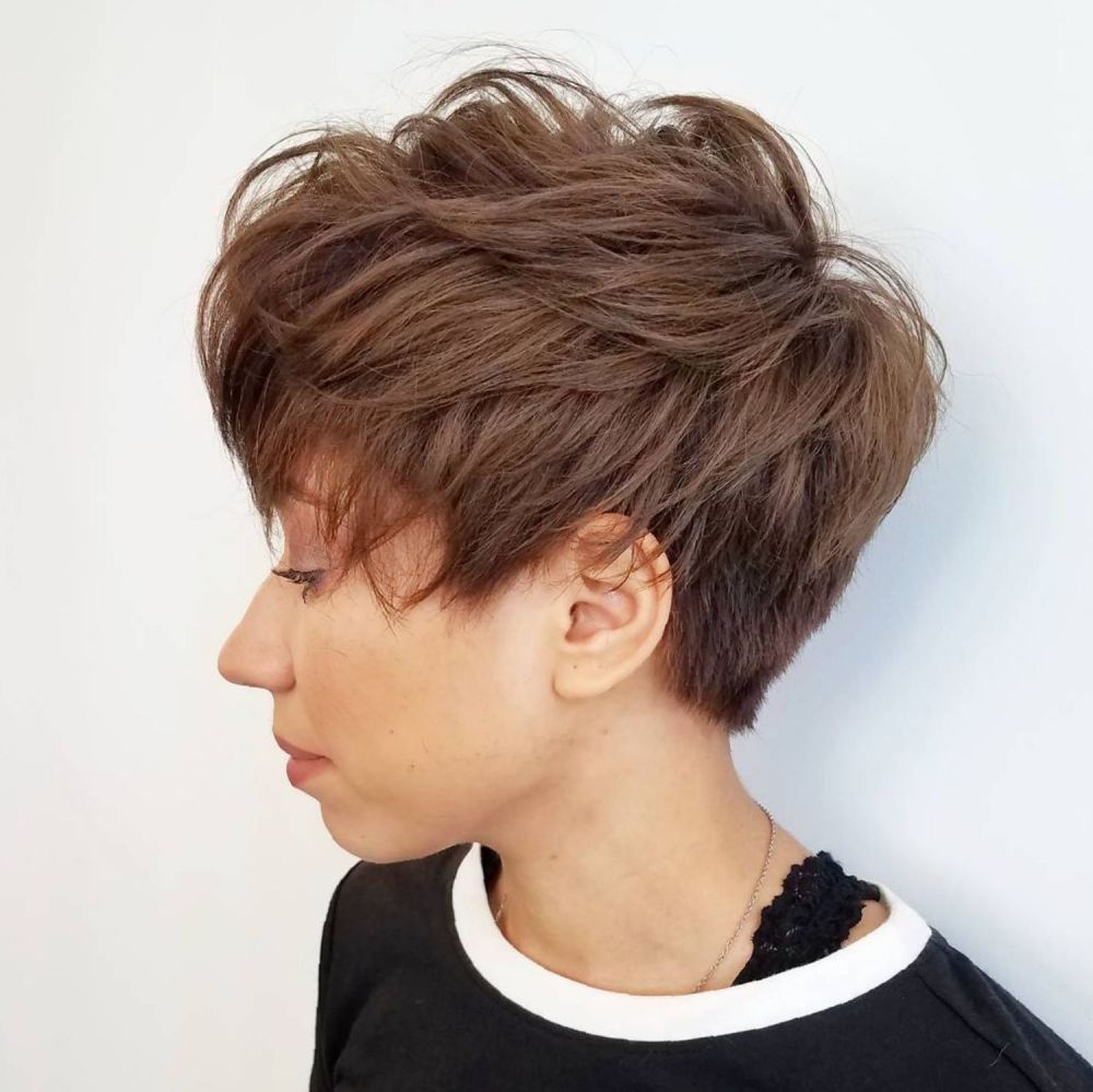 60 short shag hairstyles that you simply can't miss   hair