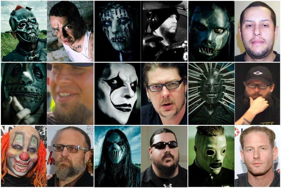 Unmasked Slipknot Slipknot Pinterest Chris Fehn Slipknot