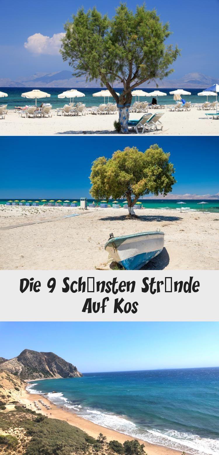 ¡Las playas más hermosas de Kos garantizan la sensación pura de vacaciones! En la isla de vacaciones griega puedes ir a una puerta diferente cada día.