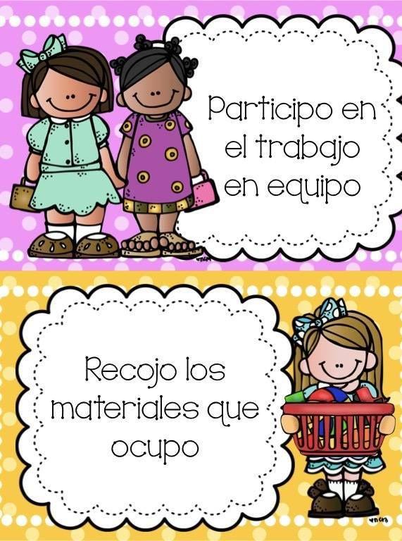 Acuerdos Para La Sana Convivencia Dentro Del Aula Convivencia Sana Normas Del Aula Actividades Escolares