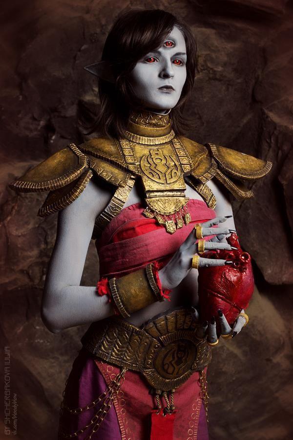 Morrowind - Dagoth Ur by Valara Atran - Album on Imgur ...