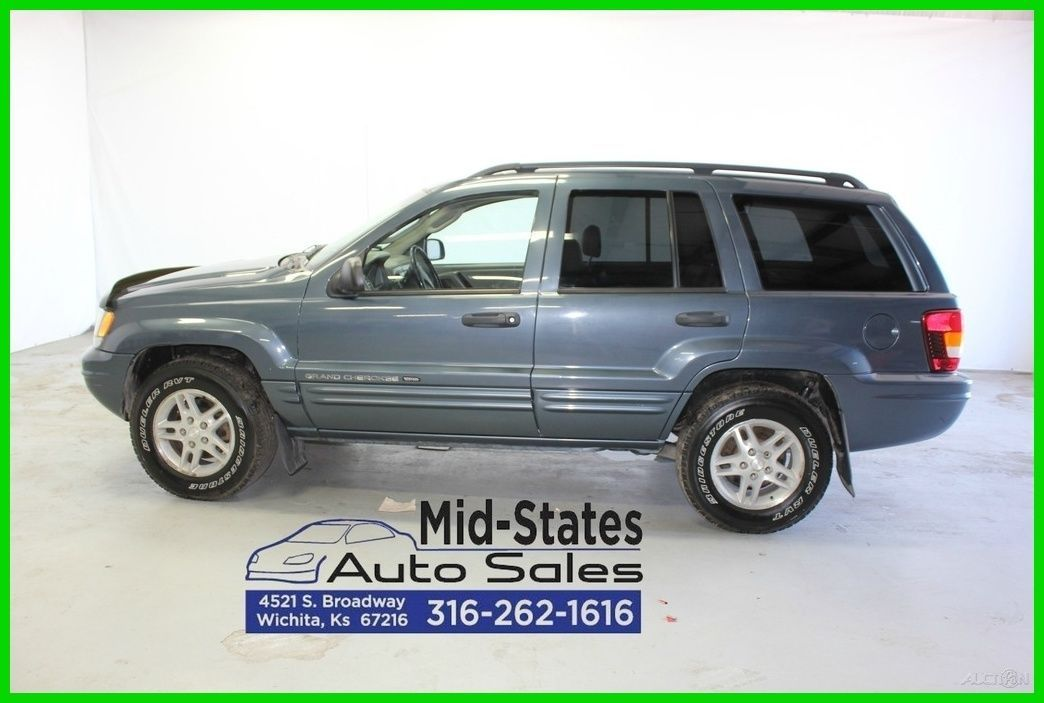 Car brand auctionedJeep Grand Cherokee Laredo 2002 laredo