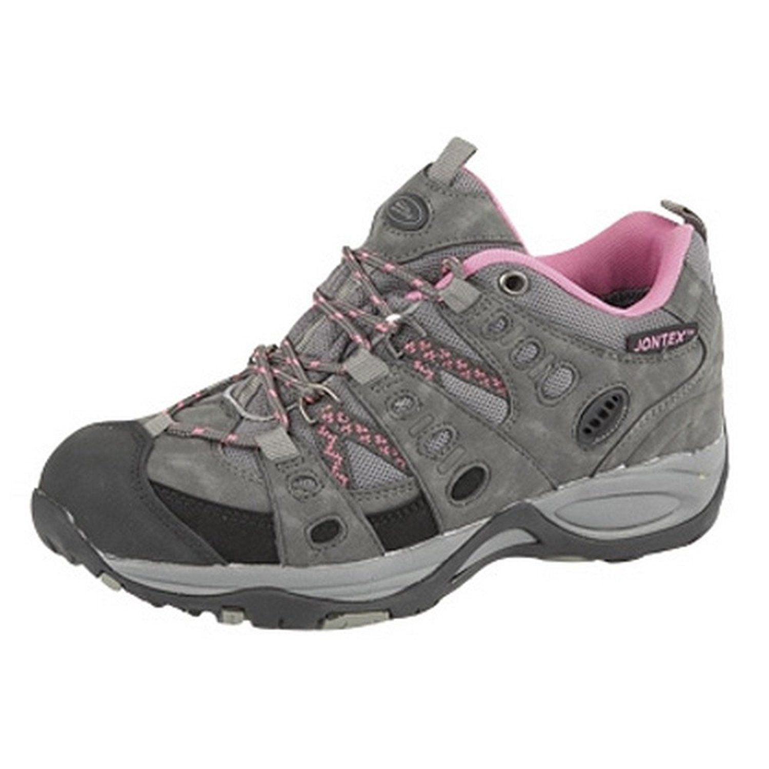 3c56ef8e8d1 Johnscliffe Womens/Ladies Cascade Approach Trekking Shoes ** Click ...