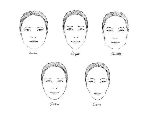 Analiza tu rostro y elige las cejas que mejor te van Proyectos que - Tipos De Cejas