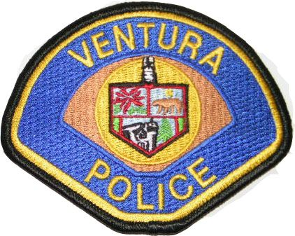 Ventura Pd Calif Police Police Patches Law Enforcement