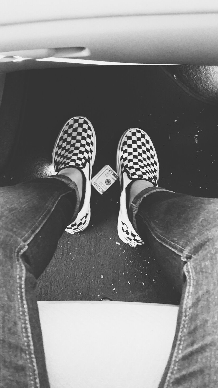 Checkered Vans Aesthetic With Images Checkered Shoes Vans