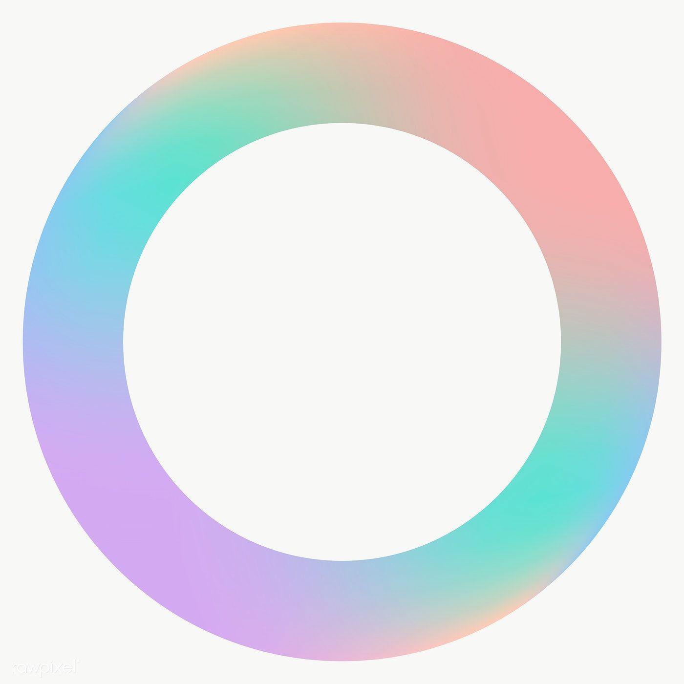 Colorful Ring Gradient Element Transparent Png Premium Image By Rawpixel Com Nunny Png Free Design Resources Gradient