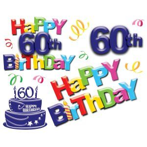 Funny Happy 60th Birthday Wishes