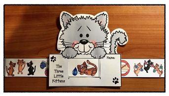 Activities For The Three Little Kittens Nursery Rhyme Nursery