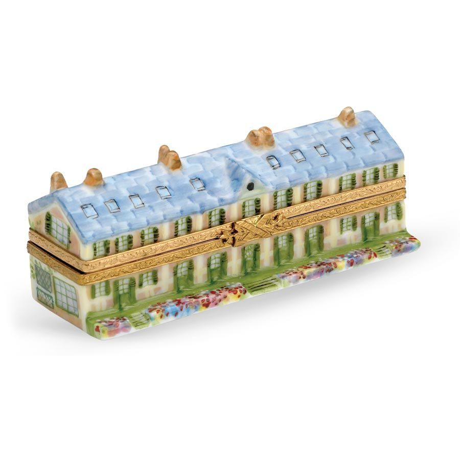 Monet's Giverny Limoges Box  Item #: PAQ23004  Catalog HotKey: X1193   $465.00