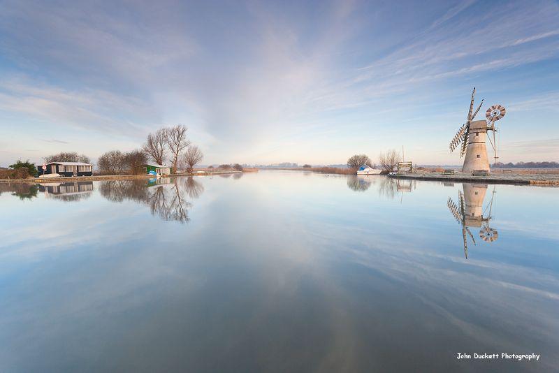 Visions of Norfolk photography by Norfolk landscape Photographer John Duckett