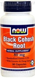 Black Cohosh is a Native American herb that has historically been used by middle-aged women to help support a number of female challenges. Our capsules contain twice as much Black Cohosh as the leading brands, however our formula also includes Licorice Root and Dong Quai to increase its effectiveness in the female system. visit us http://www.tasmanhealth.co.nz/now-foods-black-cohosh-root/ for more details!!