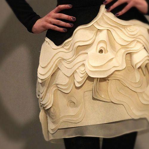 Fashion details #wearableart