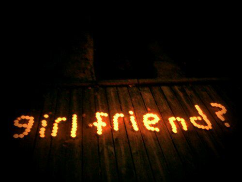 Ideas for asking a girl to be your girlfriend