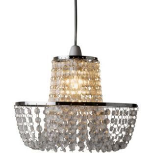 Buy living sweep clear beaded shade at argos your online buy living sweep clear beaded shade at argos your online shop aloadofball Images