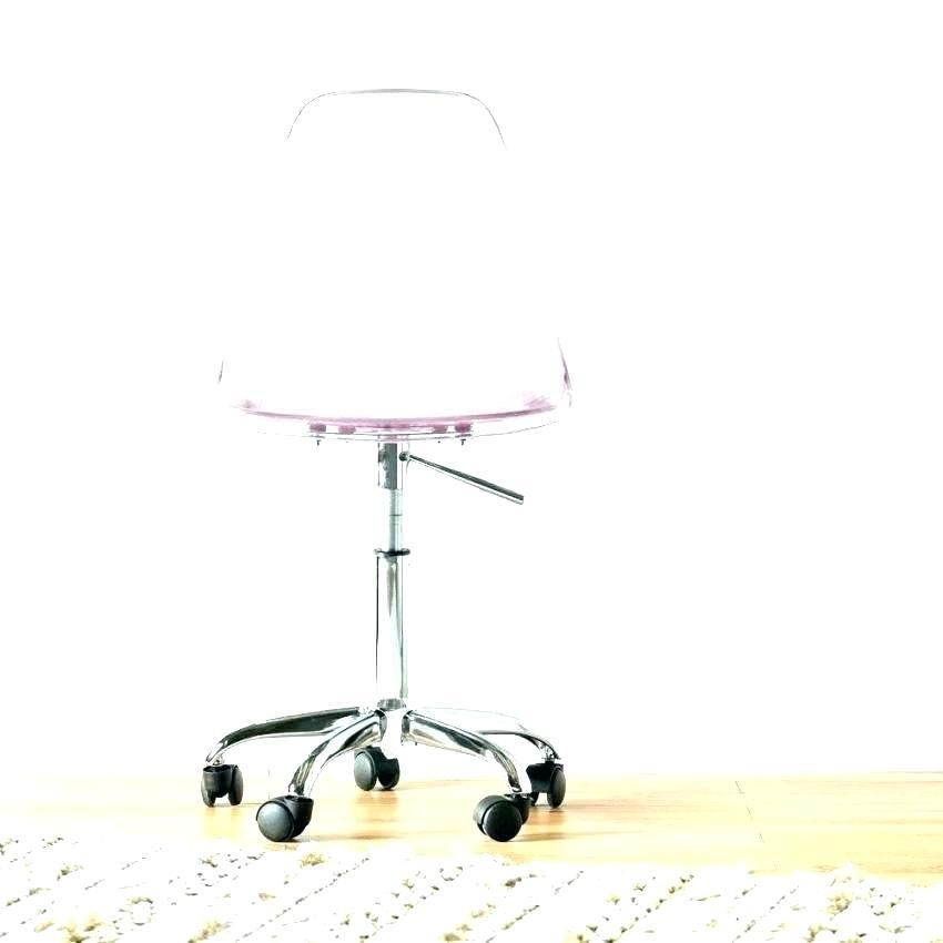 Clear Office Chairs Kitchen Clear Office Chair Clear Plastic Desk