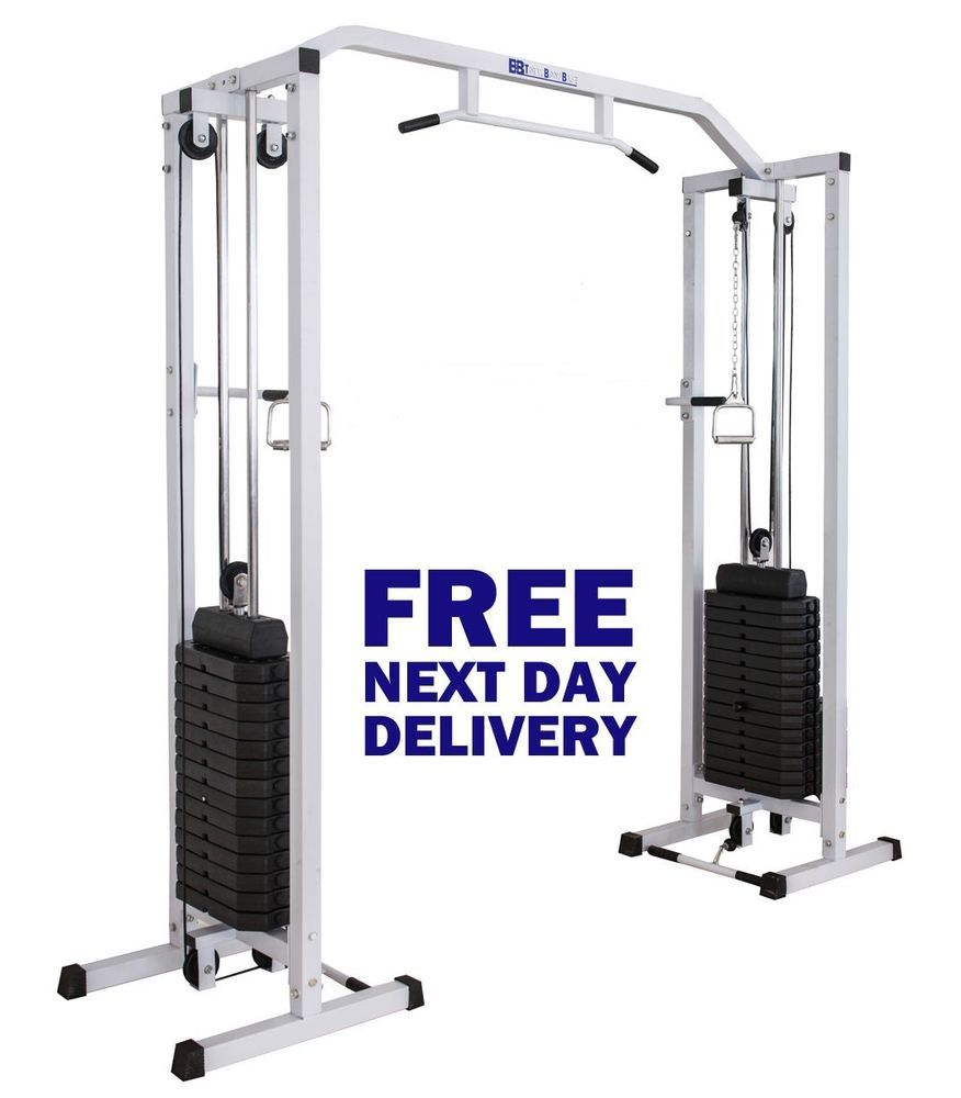 Home fitness equipment cable crossover machine multi gym