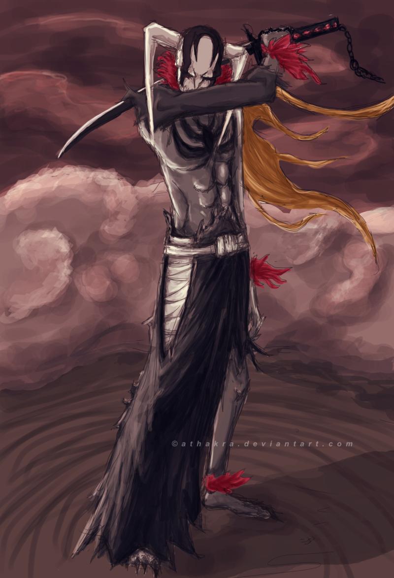 Bleach: Hollow Ichigo by Athakra.deviantart.com on @deviantART ...