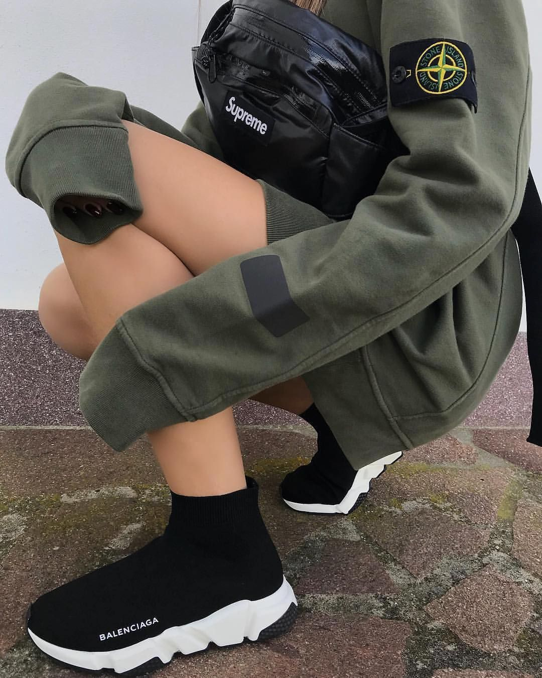 little girl balenciaga shoes