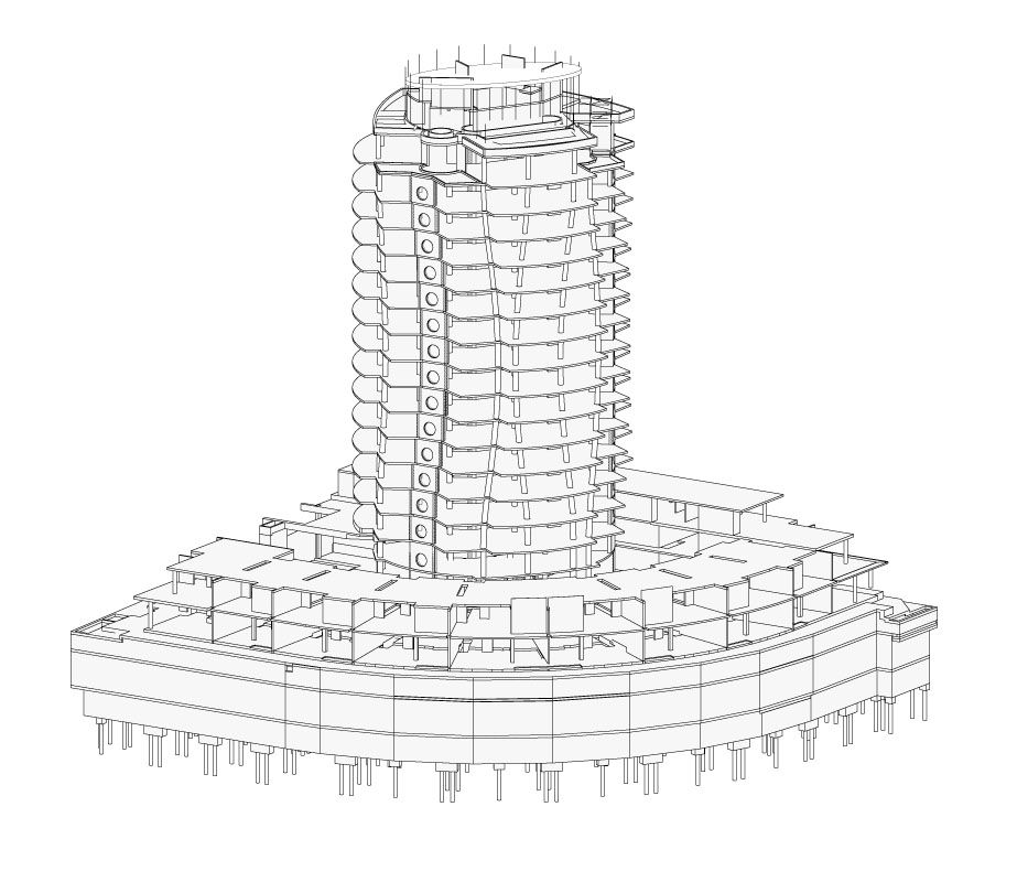 The erickson building architectural drawing for Cheap architectural drawings