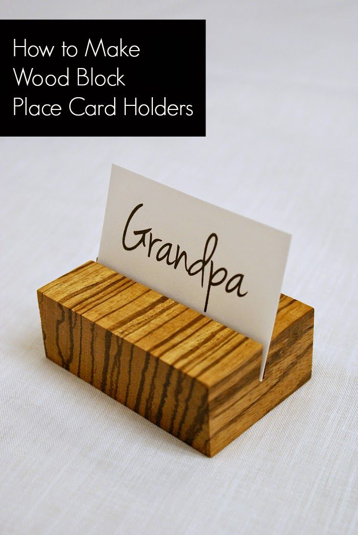 How to make wooden place card holders tutorial fifty two weekends how to make wooden place card holders tutorial fifty two weekends of diy reheart Choice Image
