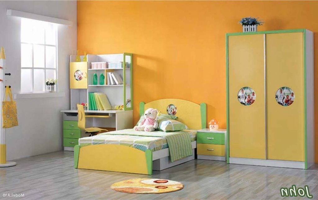 Genial Günstige Kinder Schlafzimmer Möbel Sets   Kinderbett
