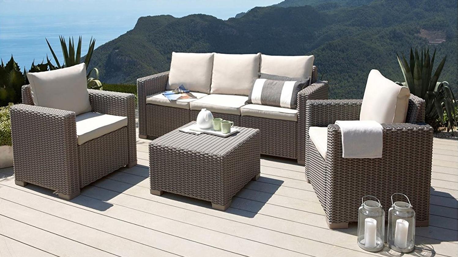 Stilvolle Garten-Lounge | DEALS und GADGETS | Pinterest ...