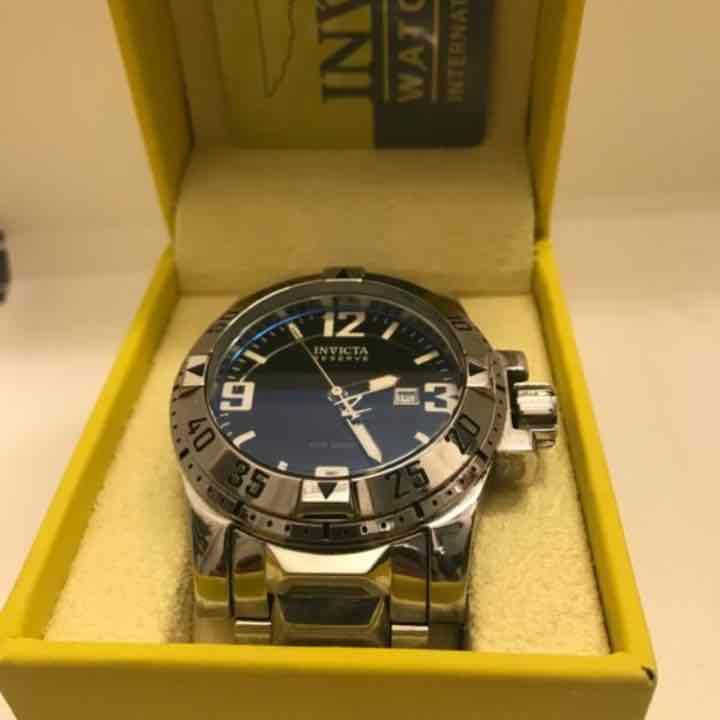 Invicta reserve like new beautiful watch mercari anyone
