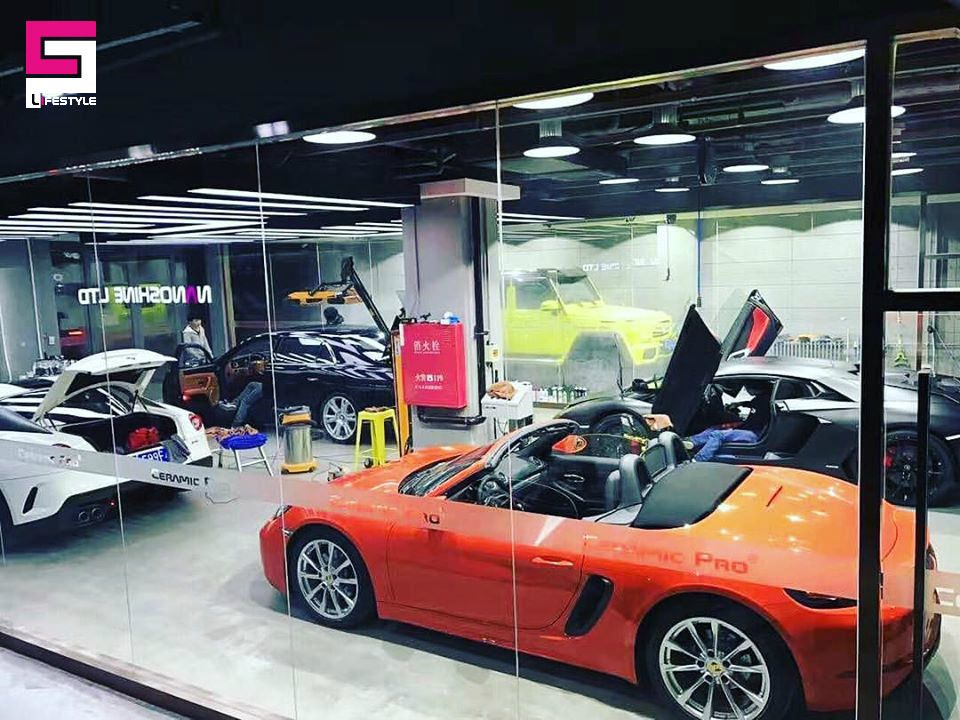 Welcome Back To Ceramic Pro Beijing Paint Protection Beijing Automotive