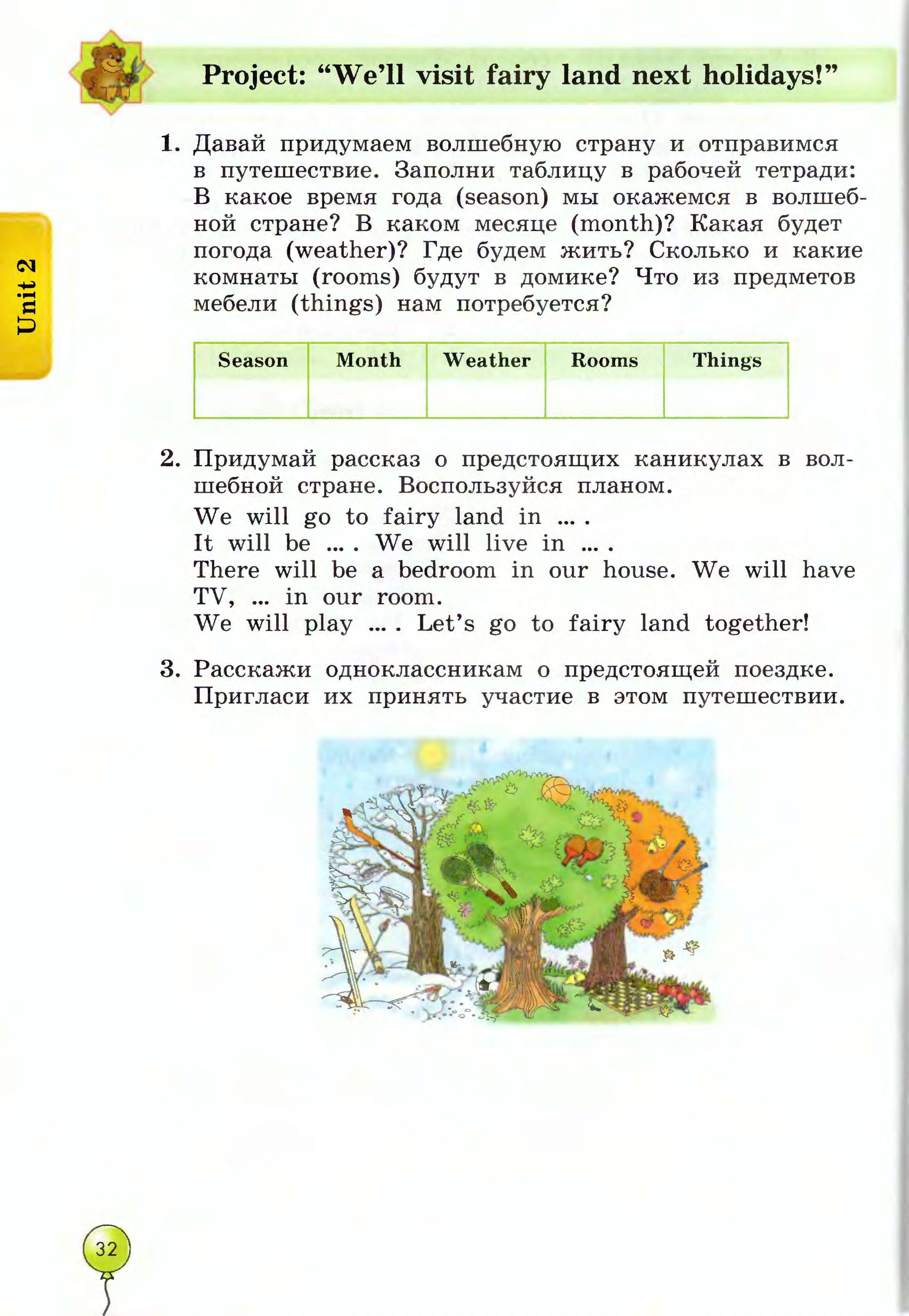 6 класс немецкий бим рыжова обучение со 2 класса