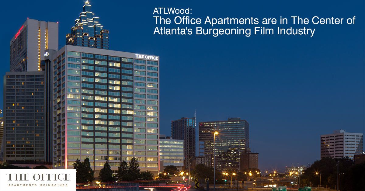 Atlwood The Office Apartments Are In The Center Of Atlanta S Burgeoning Film Industry Apartment Apartments For Rent Atlanta