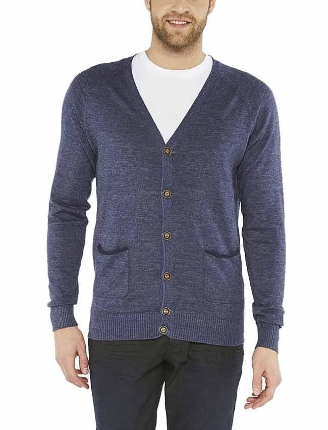 Herenmode, COLORADO DENIM vest »Jonathan« klassiek uitgesneden gebreide vest geeft mannen een ongedwongen uitstraling. MEER  http://www.pops-fashion.com/?p=31870