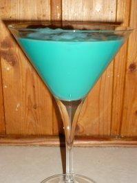 Swimmingpool ... die alkoholfreie Variante - Rezept mit Bild