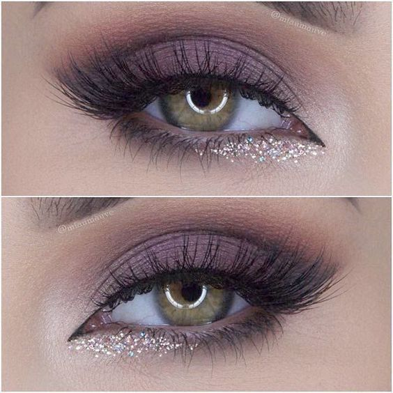 Photo of 73 most stunning glitter eyeshadows idea eye makeup you need for graduation … – ABELLA PİNSHOUSE
