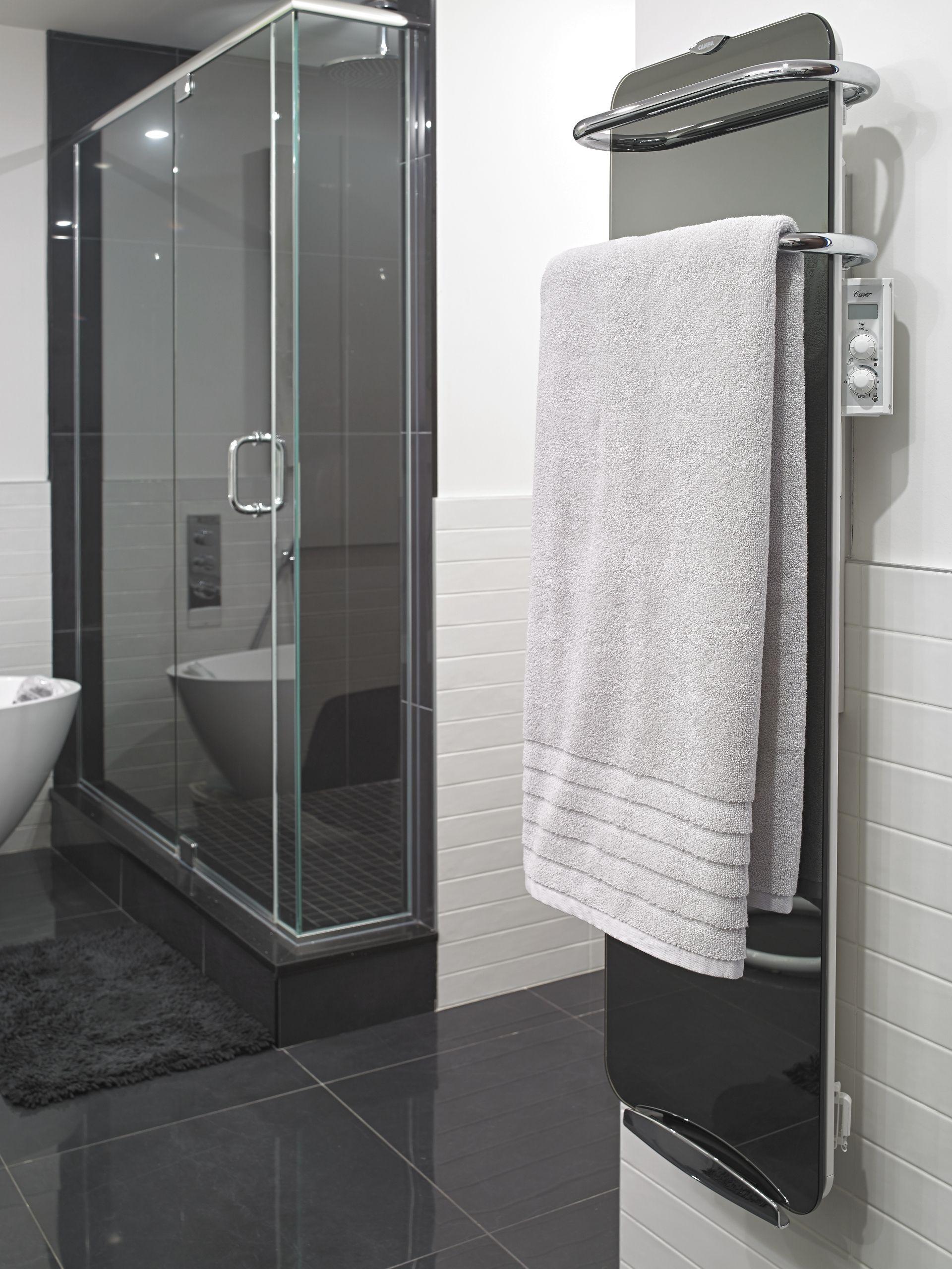 LImpresario Est Le Chauffeserviette De Prédilection Pour - Chauffe serviette salle de bain