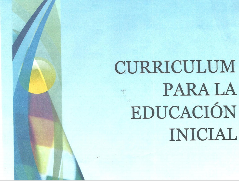 Educaci n inicial c rdoba dise o curricular para la for Diseno curricular para el nivel inicial