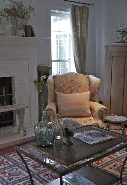 Chateau Chic - Summer Decor