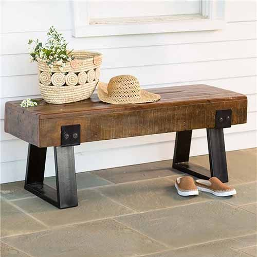 The Best Garden Benches Reviewed In 2020 Reclaimed Wood 400 x 300