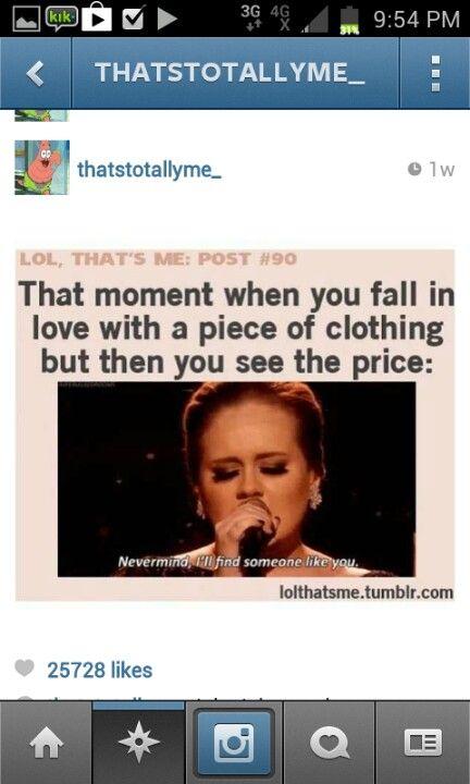 The struggle!