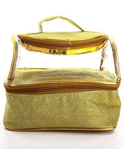 862ff9e67bc5 LadyBugBag Golden Utility Bag - LBB10055