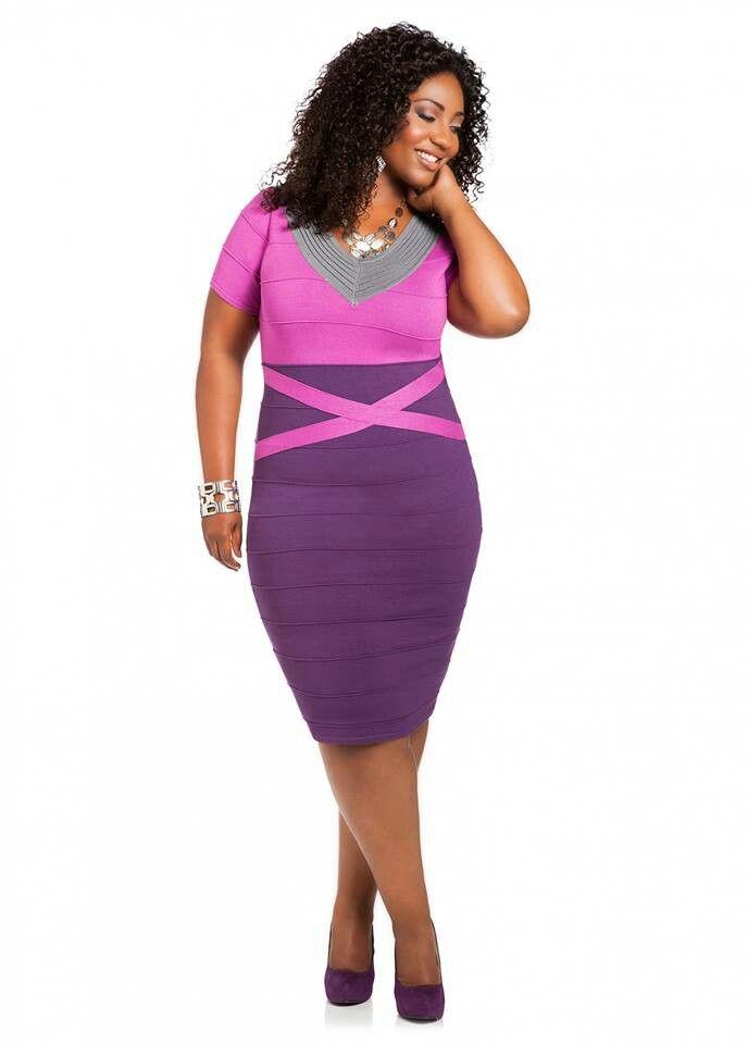 Ashley Stewart   Big & Beautiful   Pinterest   Moda para gorditas y ...