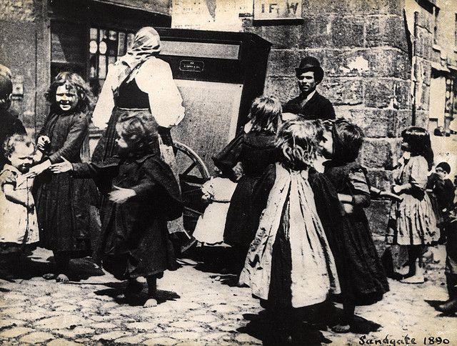 Milk Market or Sandgate Pant Newcastle upon Tyne Unknown 1890