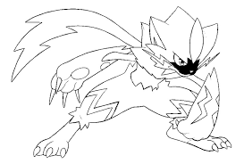 Dusk Form Lycanroc Coloring Pages Google Search Pokemon Coloring Moon Coloring Pages Pokemon Coloring Pages