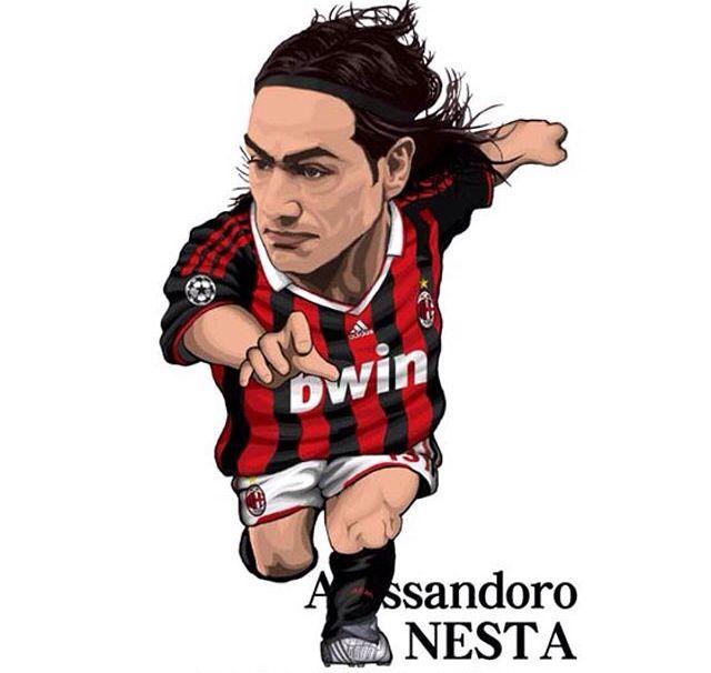 Pin Oleh Ibrahim Sayed Ahmed Di Soccer Sepak Bola Olahraga Karikatur