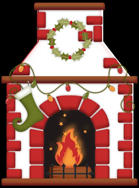 Navidad Casas Y Chimeneas Noel Christmas Country Flags