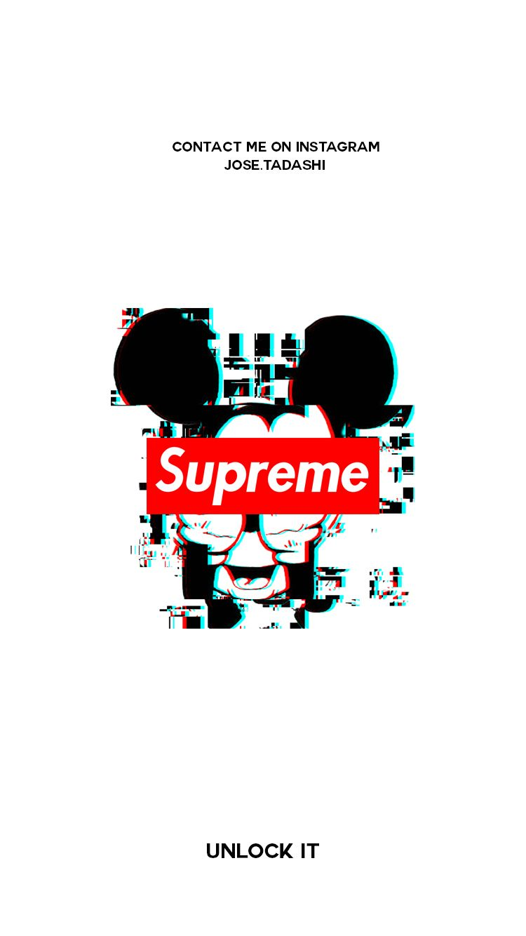 Supreme Wallpaper Wallpaper Iphone Supreme Wallpaper