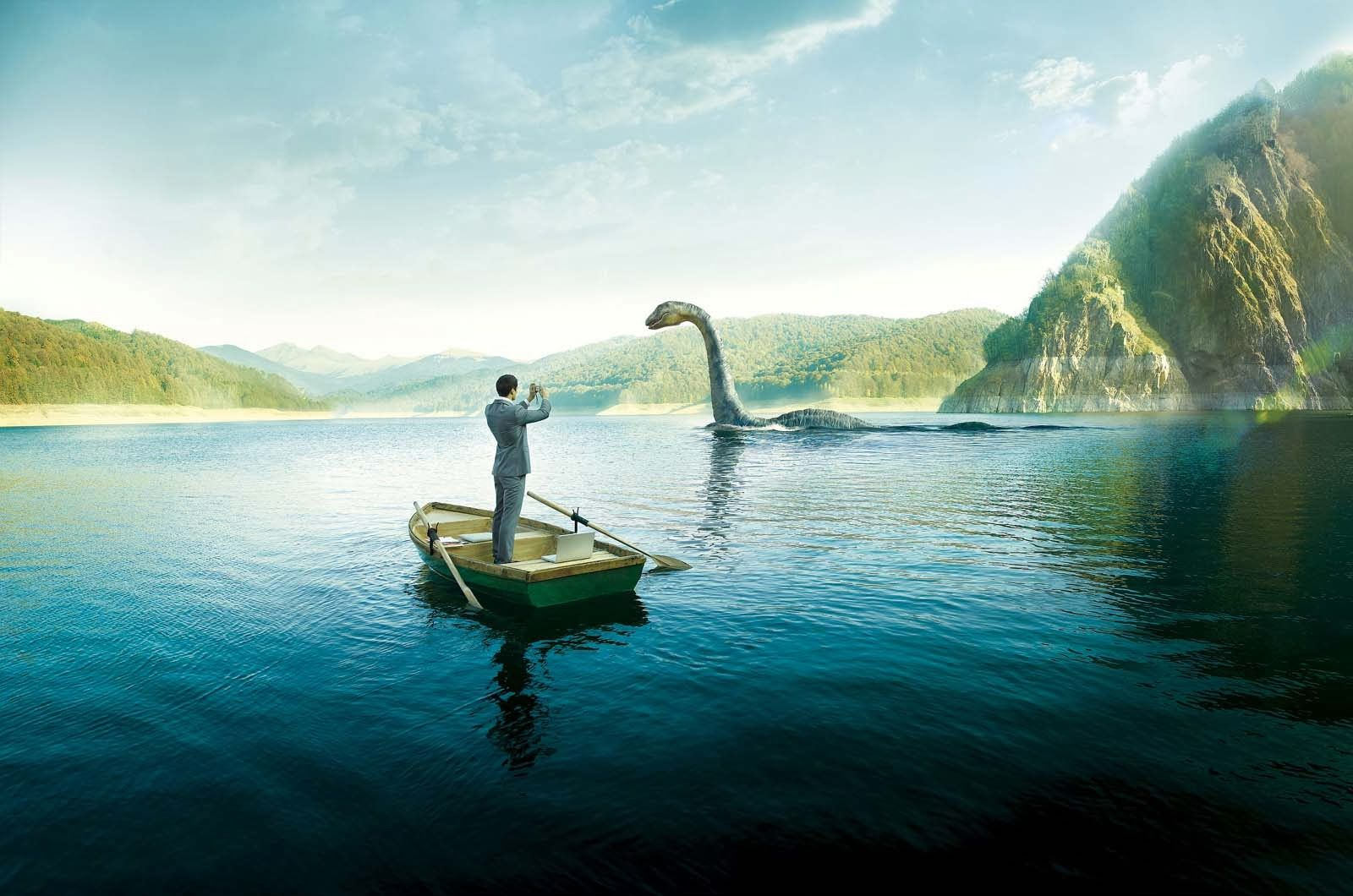 Loch Ness Monster Loch Ness Monster Movie Legendary Monsters