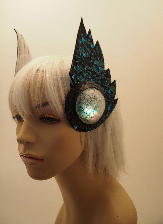 Pin for Later 8 LED Costume Ideas Thatu0027ll Light Up Halloween Thor Girl  sc 1 st  Pinterest & Thor Girl Wings | Pinterest | Lady thor