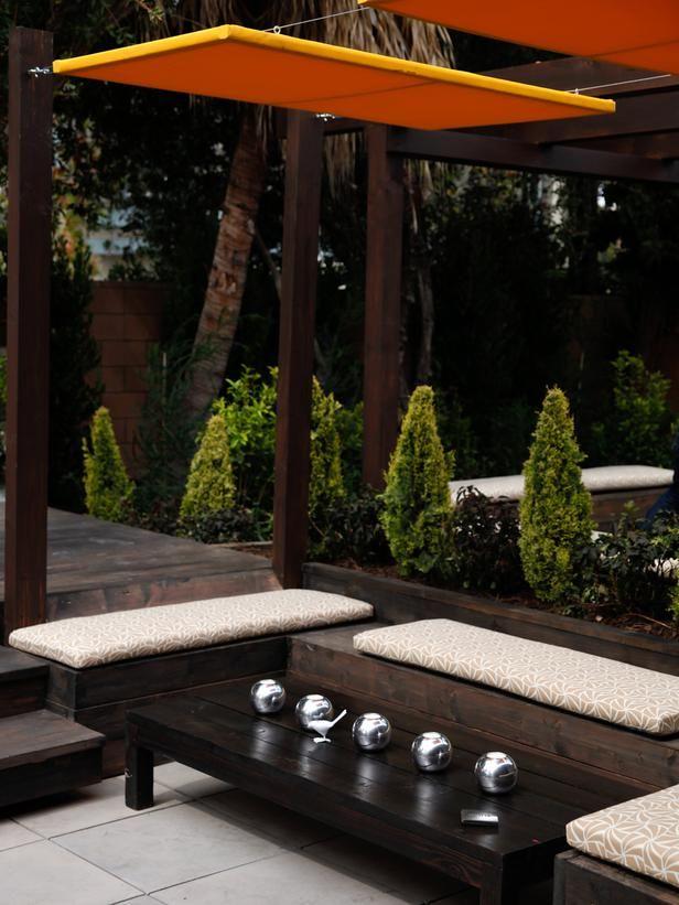 Make Shade Canopies Pergolas Gazebos And More Backyard Shade Diy Patio Patio Shade